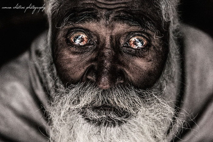 Портреты людей Aman Chotani