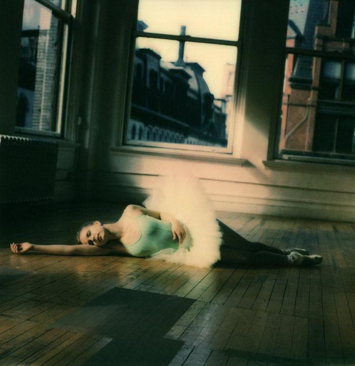 Балерины в фотографиях Yana Toyber