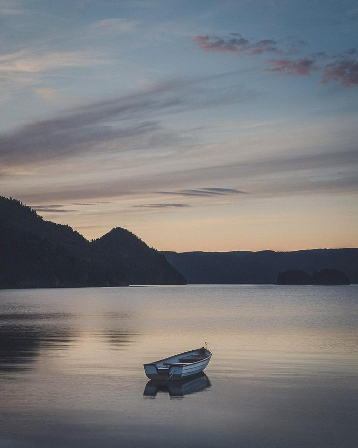 Сказочная Норвегия в снимках Sebastian Dijkstra Nilander