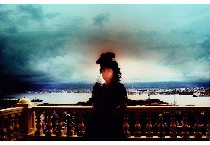 Психоделика на фотографиях Sean Lotman