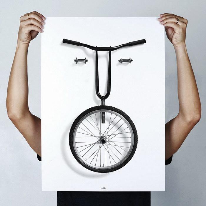 Велосипедные смайлики Thomas Yang