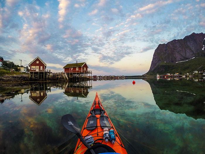 Мир глазами каякера: фотографии Tomasz Furmanek