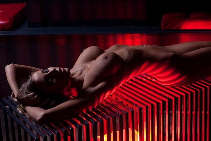 Российский эротический фотограф Мурбо Даглдиян