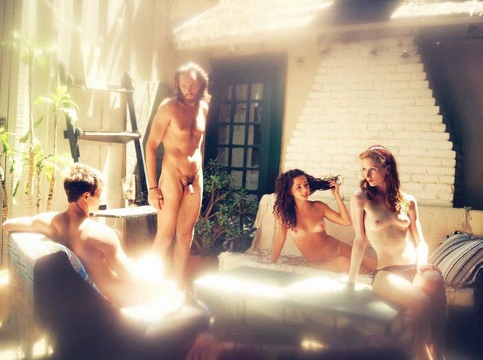 Эротика в фотографиях Damon Loble