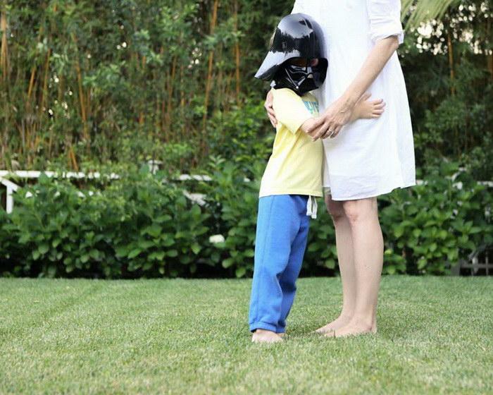 Несчастливое детство в проекте Charth Vader