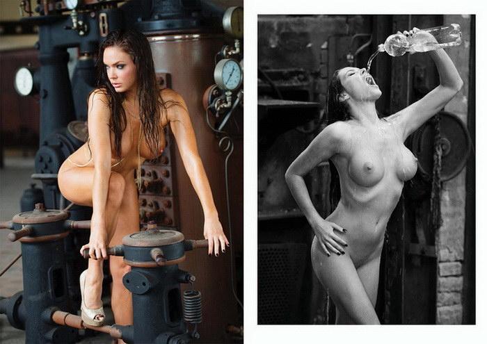 Эротические фотографии Martin Wieland