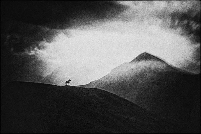 Грустные фотографии Ando Fuchs