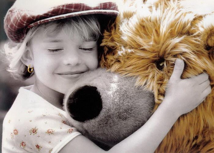 Детская классика: фотографии Kim Anderson