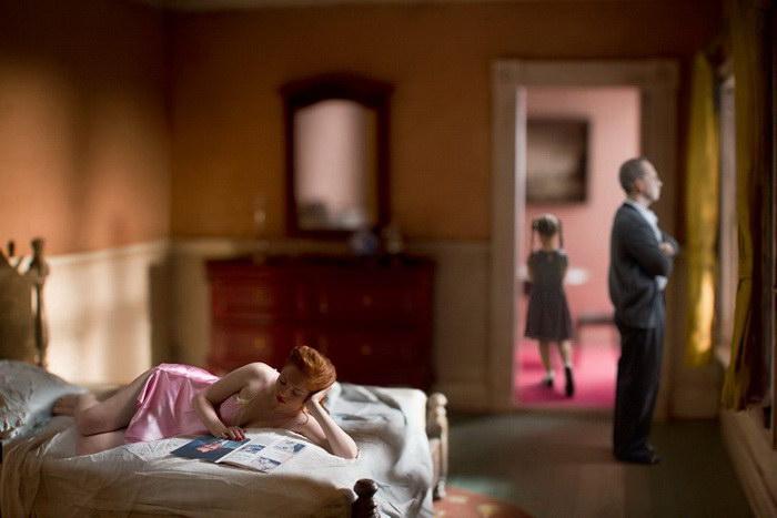 Семейные истории: фотографии Richard Tuschman