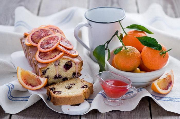 Красивая и аппетитная еда в фотографиях Анны Вердиной