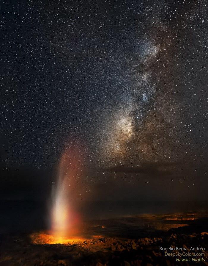 Невероятные фотографии неба Rogelio Bernal Andre