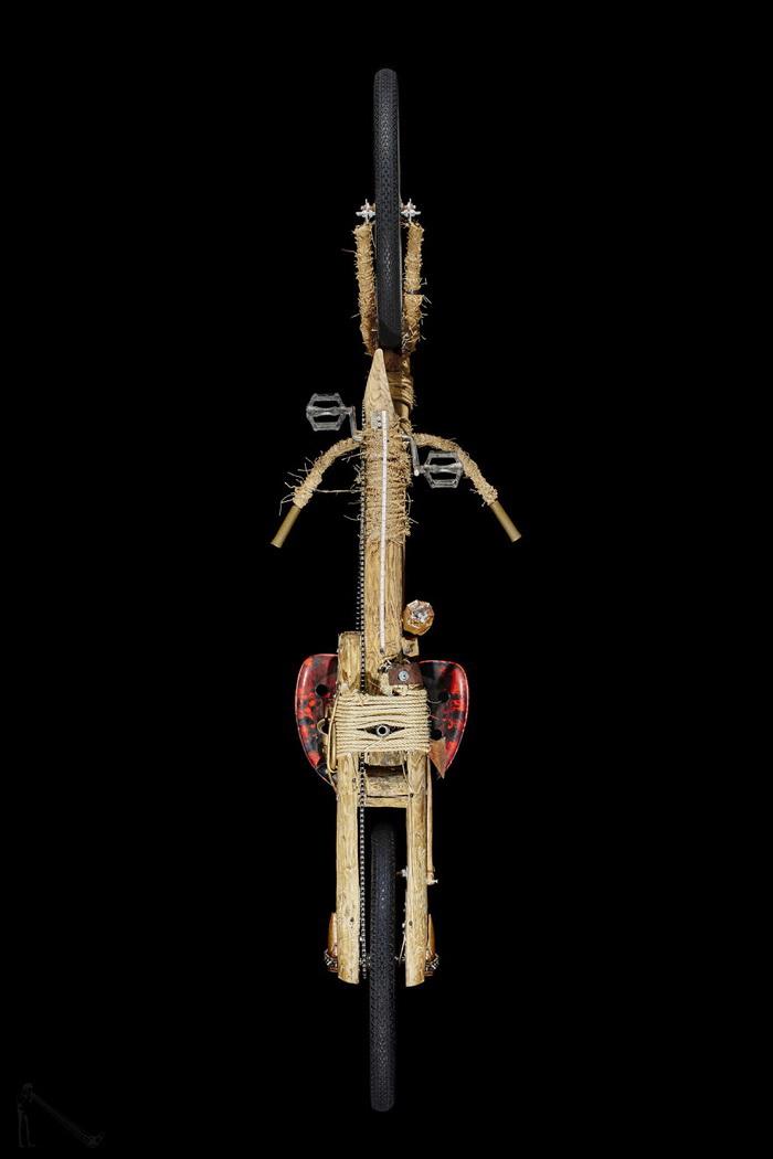 Велосипеды с нового ракурса: фотопроект Andrius Burba