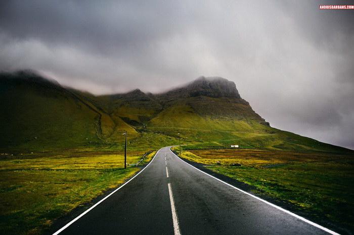 Фарерские острова в фотографиях Andris Barbans