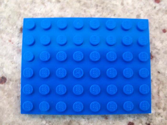 Обучение детей математике с помощью кубиков Lego