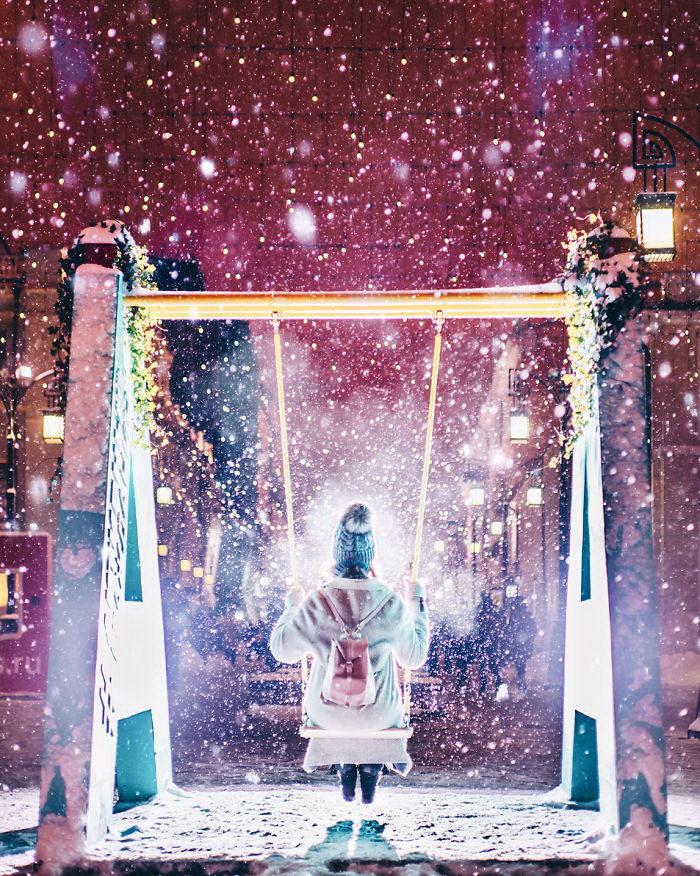 Волшебная Москва в фотографиях Кристины Макеевой