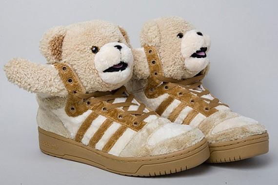 Креативная обувь от Джереми Скотта