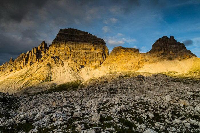 Доломитовые Альпы в фотографиях Mikolaj Gospodarek