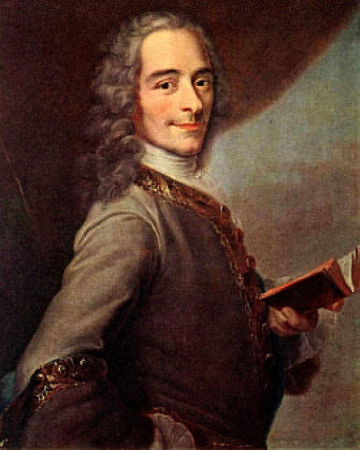 an analysis of the concept of candide and the way all is not for the best by voltaire