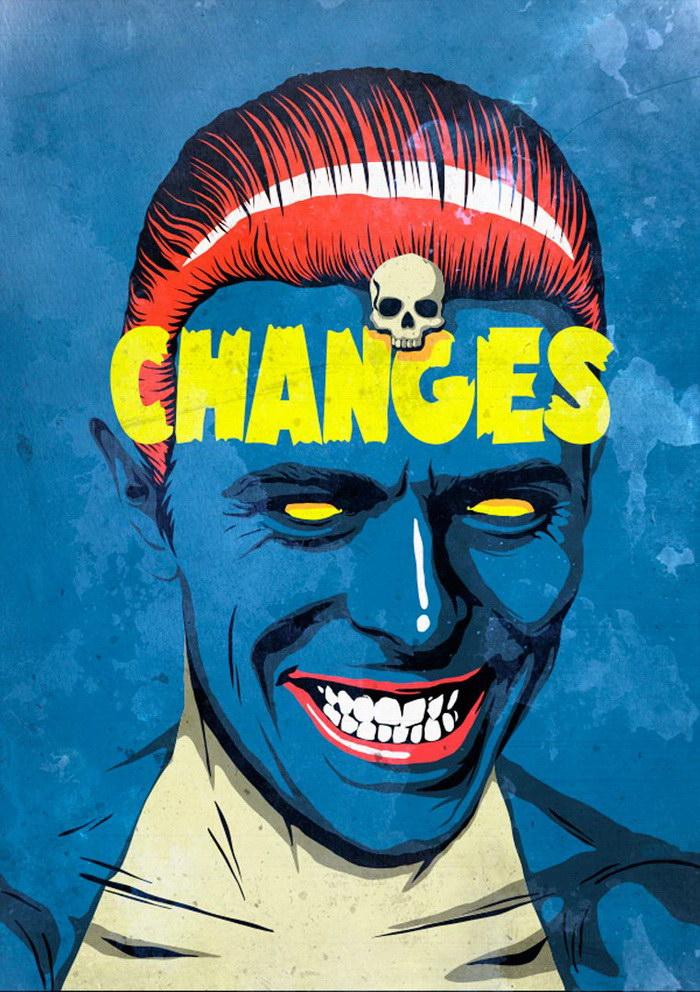 Дэвид Боуи и его герои: проект Butcher Billy
