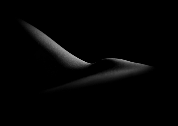Эротический фотограф Milos Burkhardt