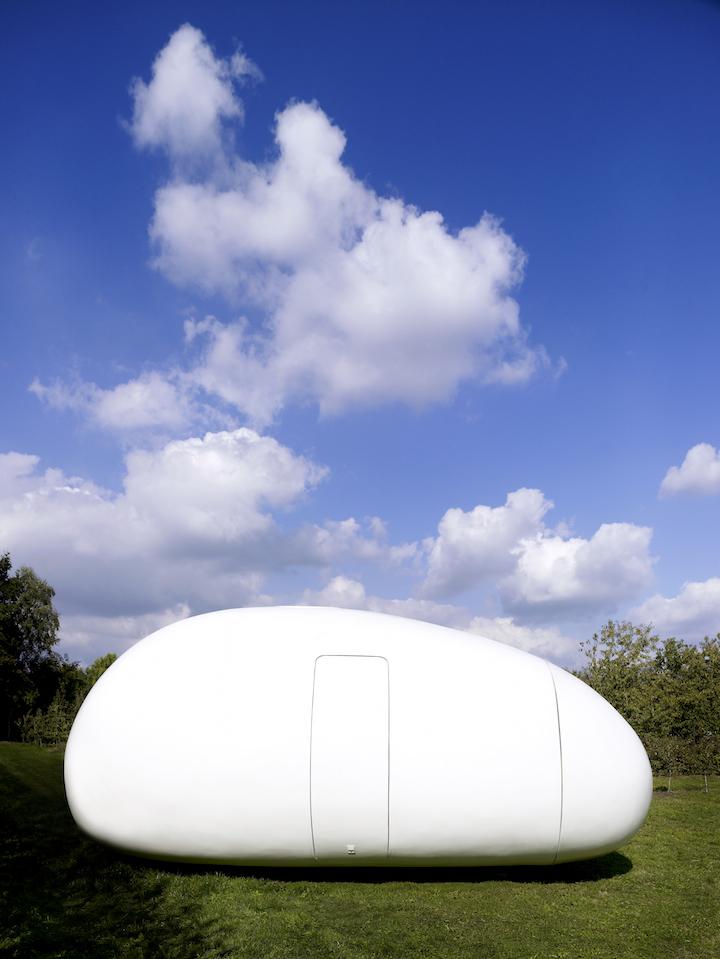 Мобильный дом Blob VB3