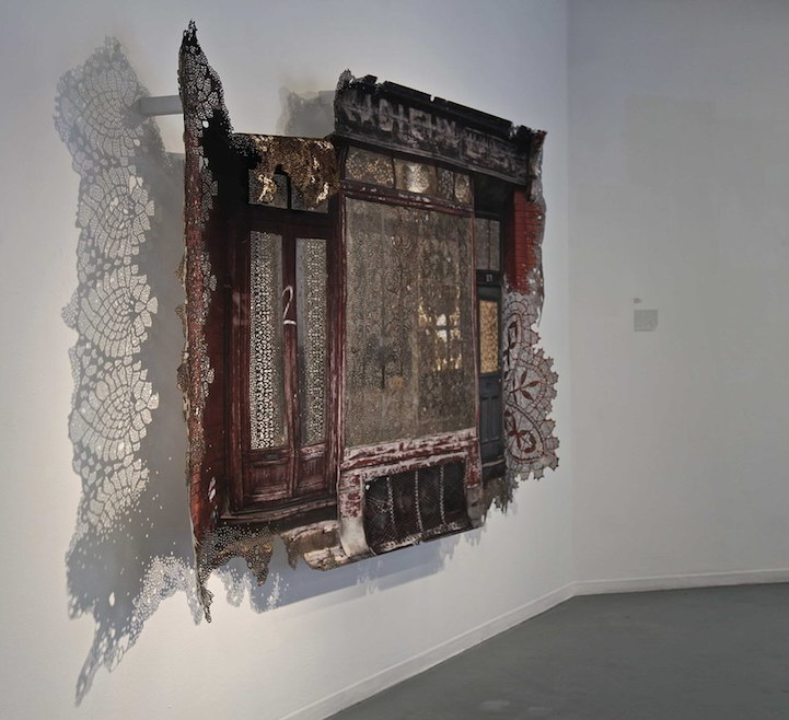 Работы Myriam Dion