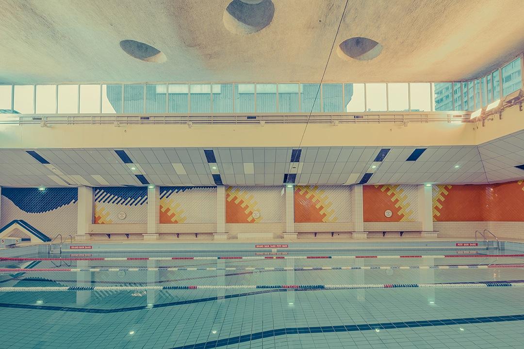 Фото бассейнов Franck Bohbot
