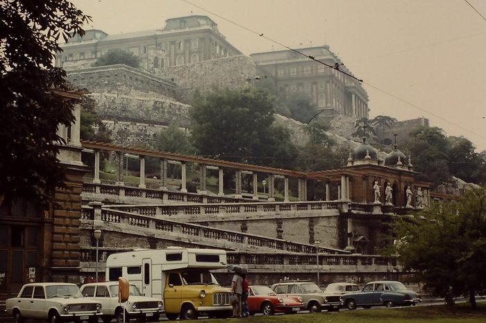 Будапешт 1975 года: фотографии Louise