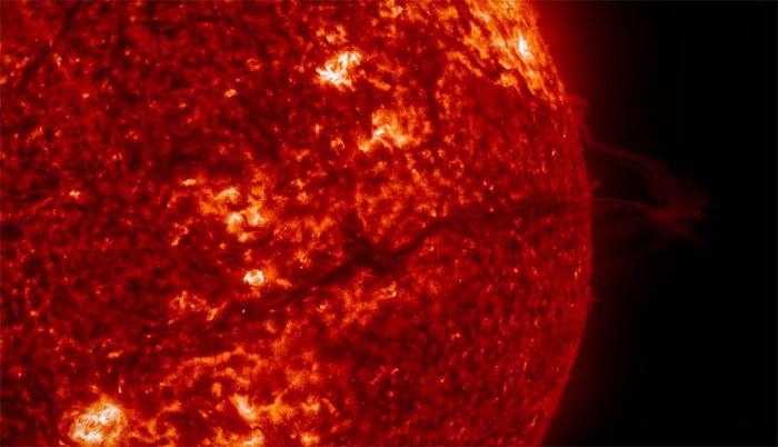 Проект SUN: как выглядит наше Солнце