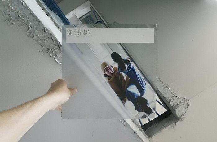 Пластинки рядом с локациями их съемки: проект Alex Bartsch