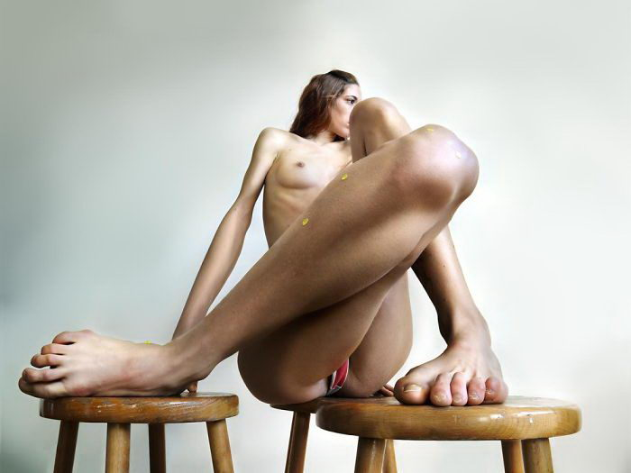 Женщины с необычной перспективы: фото Roger Weiss