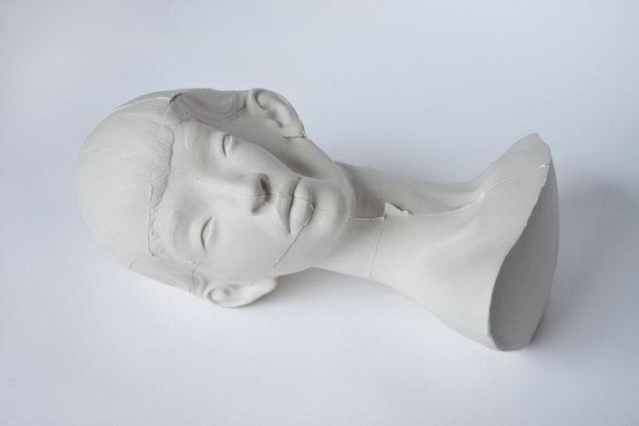Нежные скульптуры Gosia