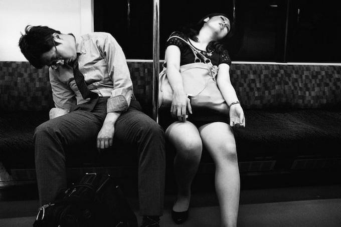 Динамичные фотографии Токио