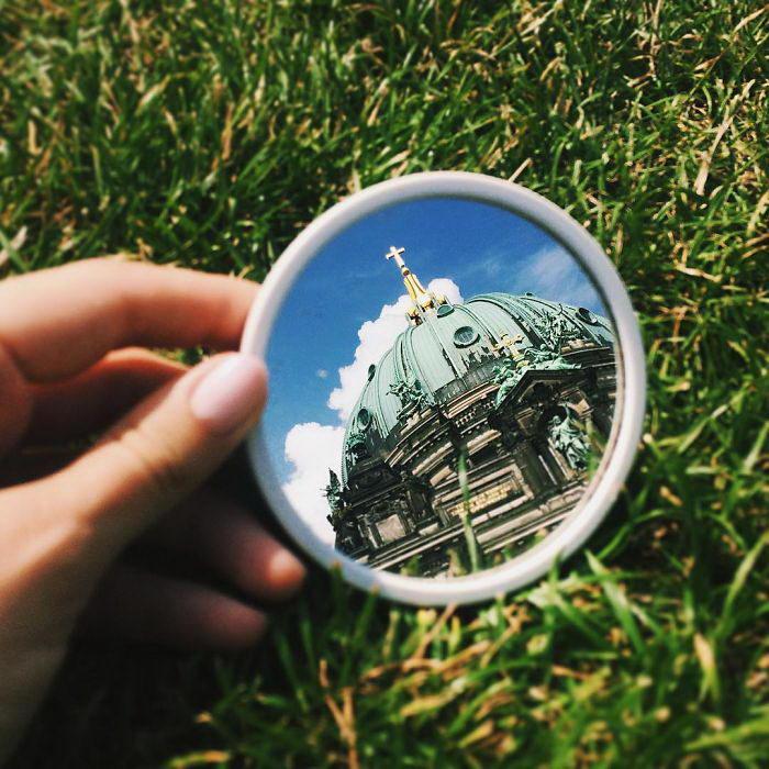 Другие отражения: проект The Reflectionist