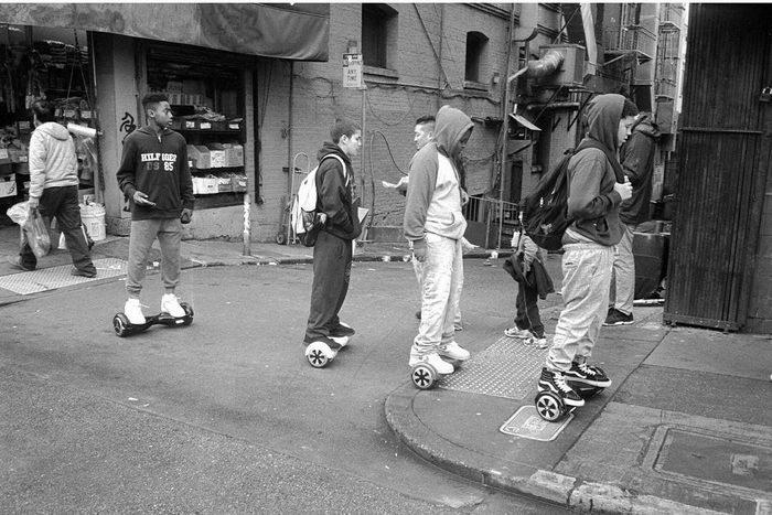 Сан-Франциско и его жители в фотографиях David Root