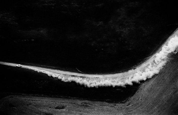 Черно-белая Австралия в фотографиях Trent Parke