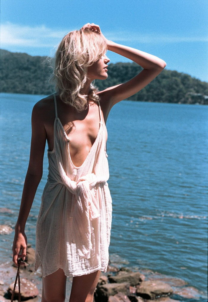 Летняя эротика в фотографиях Brydie Mack