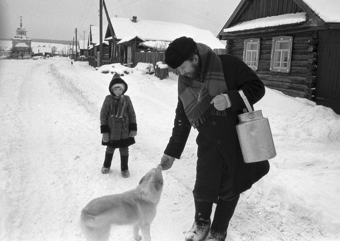 Свердловск в 1980-1990 годах: фотографии Johannes Galert