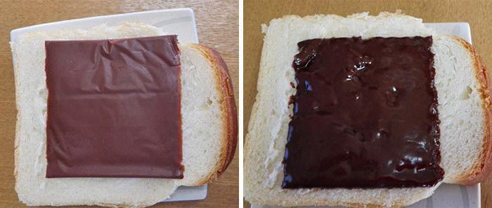 Мечты сбываются: нарезанный ломтиками шоколад в индивидуальных упаковках