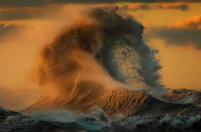 Морские горы в фотографиях Dave Sandford
