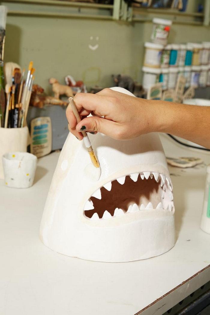 Керамические акулы Lorien Stern