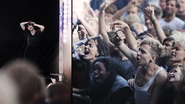 Лучшие концертные фотографии