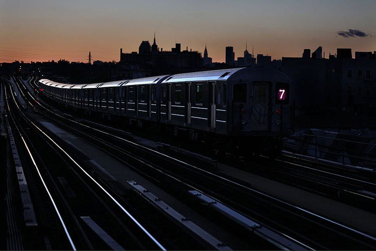 106-е  Метро Нью-Йорка