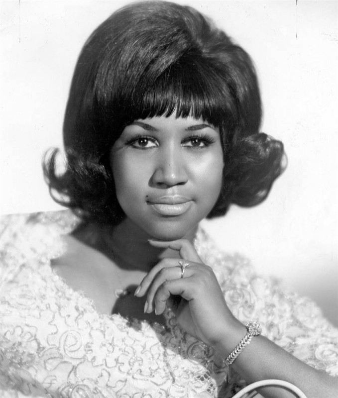 Королева музыки - Арета Франклин (Aretha Franklin)