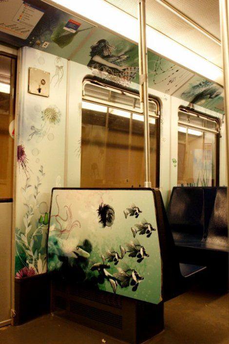 Подводное метро