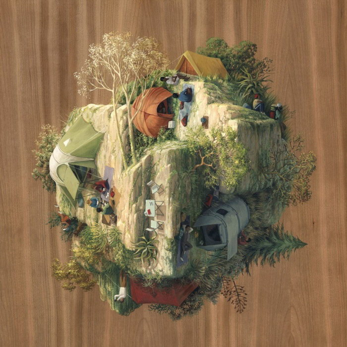 Мир каждого человека в иллюстрациях Cinta Vidal Agulló