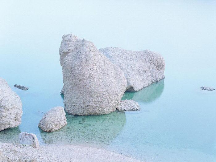 Минималистичные пейзажи Luca Tombolini