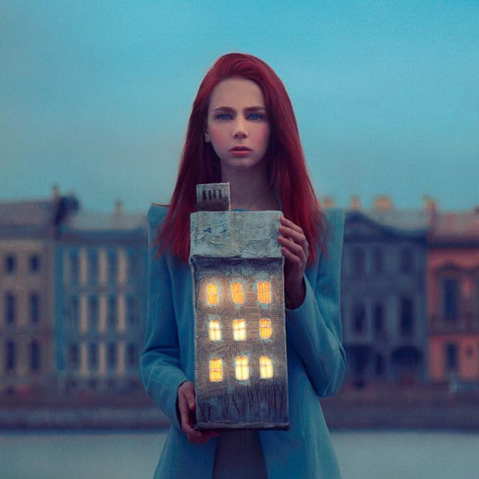 Нежные фотоработы Oleg Oprisco