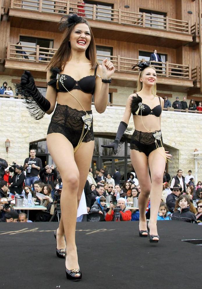Модное женское нижнее бельё