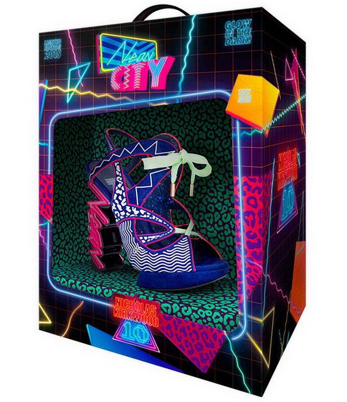 Обувь в стиле культовых фильмов и игр: дизайн Nicholas Kirkwood